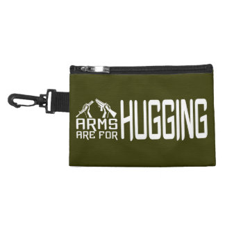 Arms Are For Hugging custom accessory bag