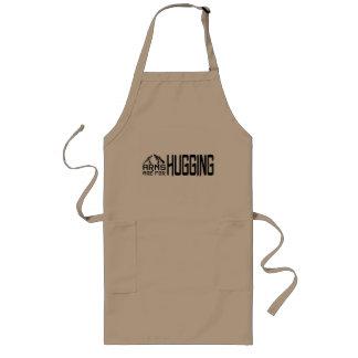 Arms Hug apron - choose style & color
