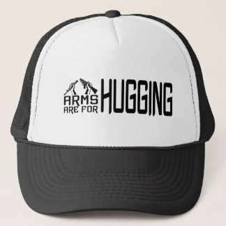 Arms Hug hat - choose color