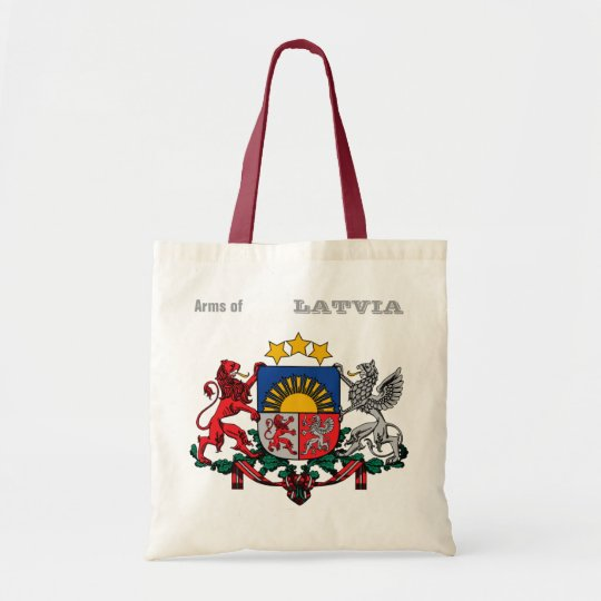 Arms of LATVIA