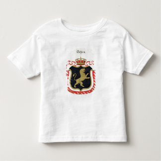 Arms of the Belgian Royal Family, from a collectio T Shirts