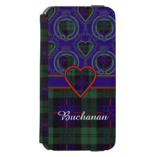 Armstrong clan Plaid Scottish tartan Incipio Watson™ iPhone 6 Wallet Case