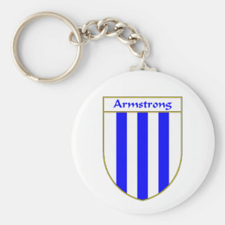 Armstrong Coat of Arms/Family Crest Key Chains