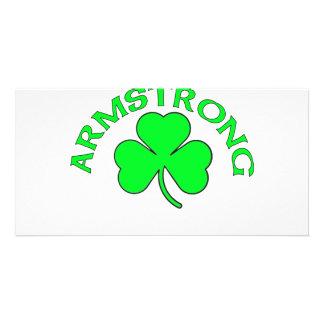 Armstrong Custom Photo Card