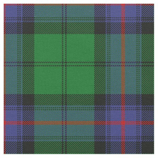 Armstrong Scottish Clan Tartan Fabric