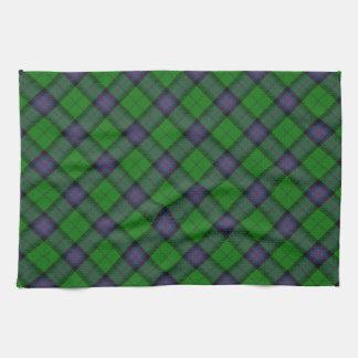 Armstrong Scottish Clan Tartan Kitchen Towel