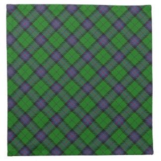 Armstrong Scottish Clan Tartan Napkins
