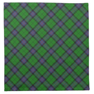 Armstrong Scottish Clan Tartan Napkins