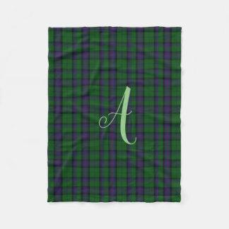 Armstrong Tartan Fleece Blanket