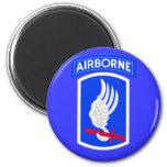 Army 173rd Brigade Combat Team Fridge Magnet