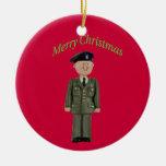 Army 173rd Brigade Combat Team Ornaments