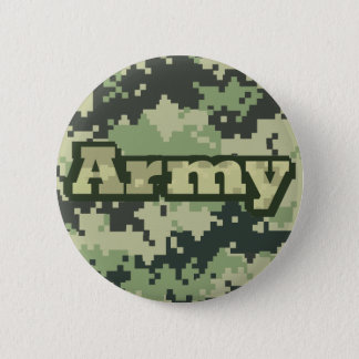 Army 6 Cm Round Badge