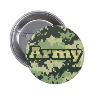 Army 6 Cm Round Badge