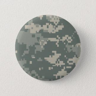 Army ACU Camouflage 6 Cm Round Badge