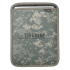 Army ACU Camouflage Customisable iPad Sleeve