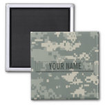Army ACU Camouflage (Customisable) Refrigerator Magnets
