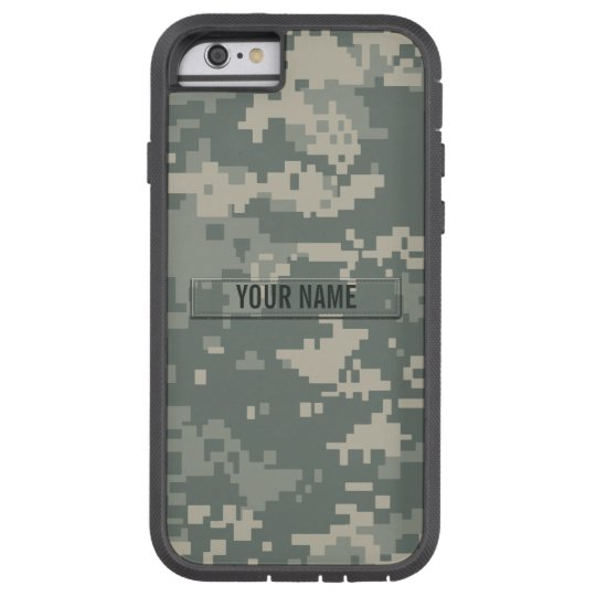 Army ACU Camouflage Customisable Tough Xtreme iPhone 6
