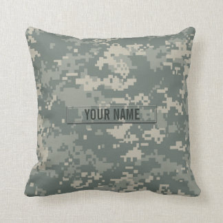 Army ACU Camouflage Customizable Cushion