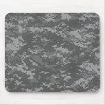 Army ACU Camouflage Mousepad