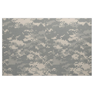 ARMY ACU Digital Camo Camouflag Cotton Fabric Yard