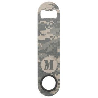 ARMY ACU Digital Camo Camouflage Bottle Opener