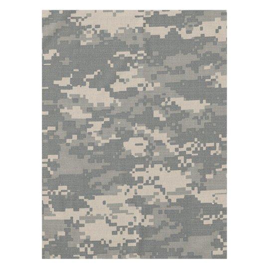 ARMY ACU Digital Camo Camouflage Table Cloth Tablecloth