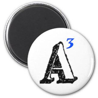 Army Against Alzheimer's 6 Cm Round Magnet