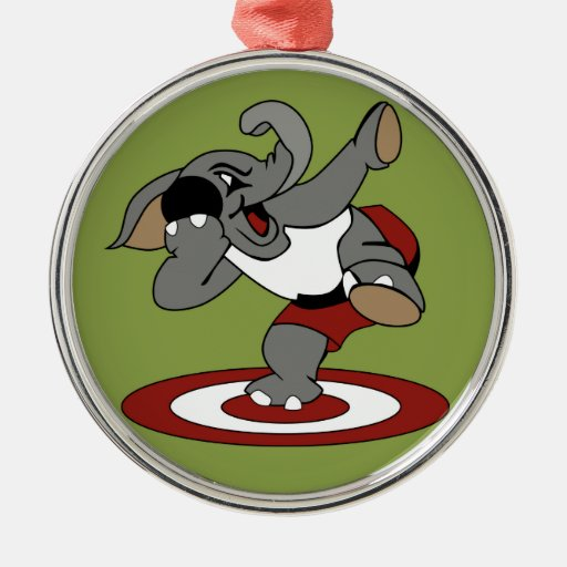 ARMY AIR CORPS 40th Bomb Group Christmas Ornaments