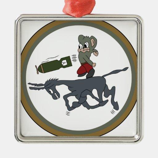 ARMY AIR CORPS 464th BG Squadron Christmas Ornament