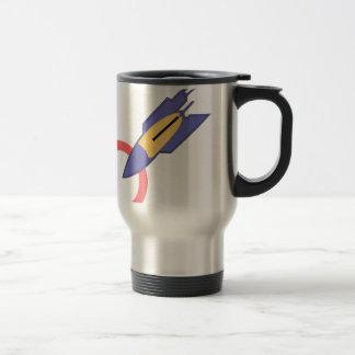 ARMY AIR CORPS 56th Bombardment Squadron Travel Mug