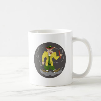 ARMY AIR CORPS 571st Bomb Squadron Mugs