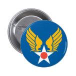 Army Air Corps Shield Badges