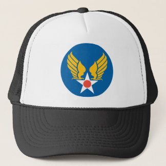 Army Air Corps Shield Trucker Hat