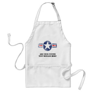 Army Air Corps Vintage Aprons