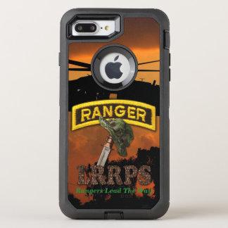 Army Airborne Rangers LRRP LRRPS Recon Veterans OtterBox Defender iPhone 7 Plus Case