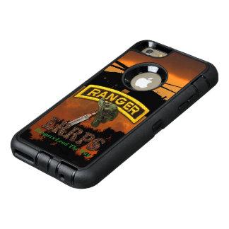 Army Airborne Rangers LRRP LRRPS Recon Veterans OtterBox iPhone 6/6s Plus Case