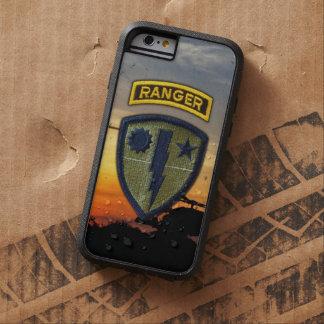Army airborne rangers lrrps veterans vets tough xtreme iPhone 6 case