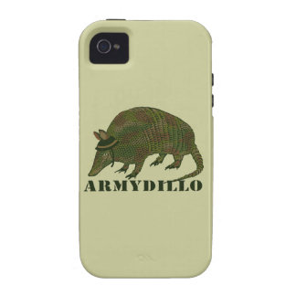Army Armadillo Item Case-Mate iPhone 4 Covers