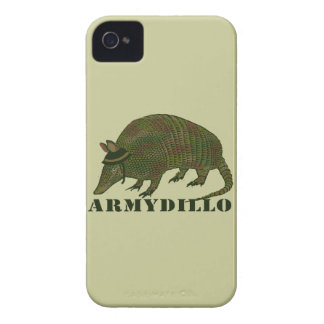 Army Armadillo Item iPhone 4 Case