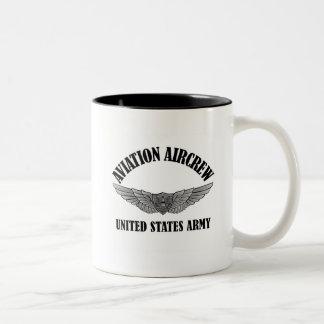 Army Aviation Badge Coffee Mugs