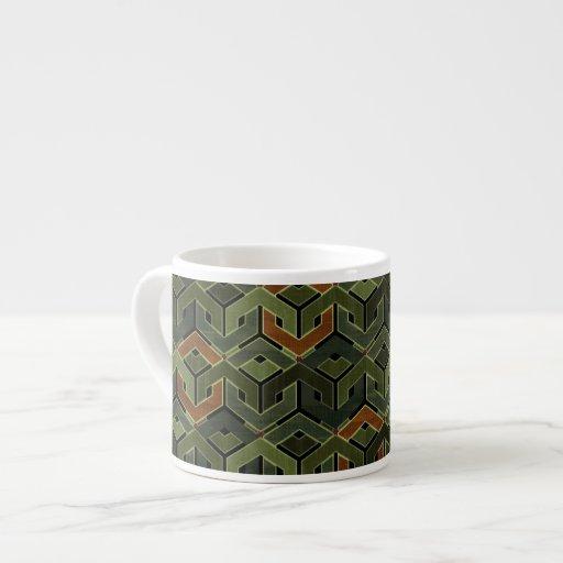 Army Barracks Espresso Mug