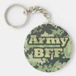 Army BFF Key Chain