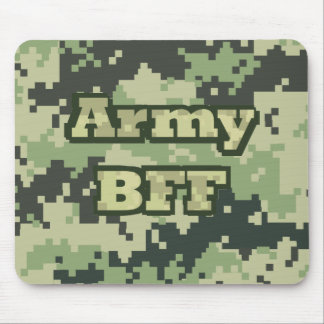 Army BFF Mouse Pad
