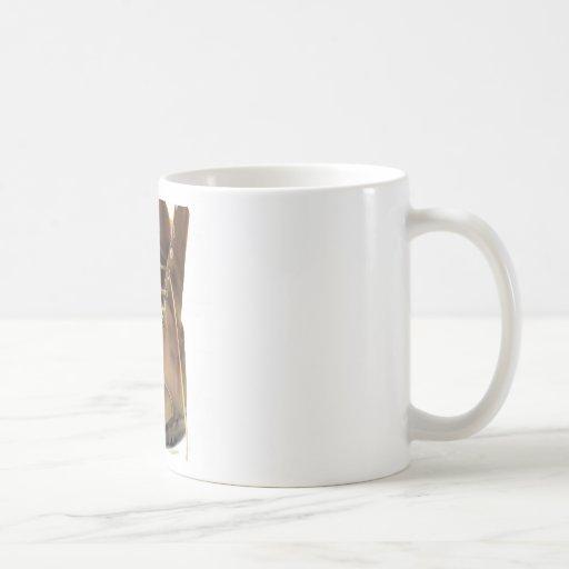 Army boot design mugs
