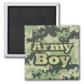 Army Boy Magnet