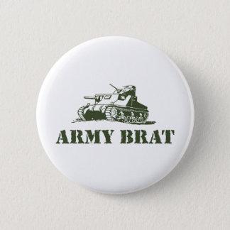 Army Brat 6 Cm Round Badge