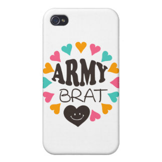 Army Brat Case For iPhone 4