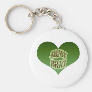 Army Brat Key Chain
