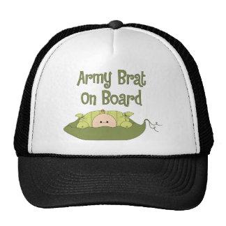 Army Brat On Board (Caucasian) Hat
