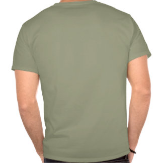 Army Brat with Star (weathered) Tshirts